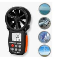 wind meter in home inspection